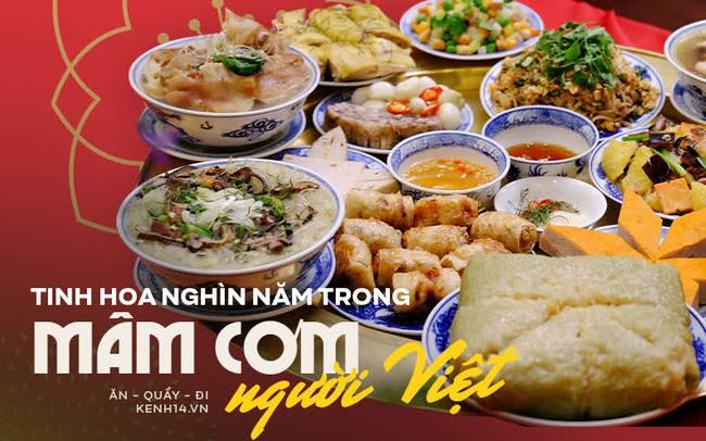 Chuyện ít ai biết về mâm cơm của người Việt: Dù đơn sơ hay cầu kỳ cũng đều là sự hội tụ của tinh hoa văn hoá nghìn năm