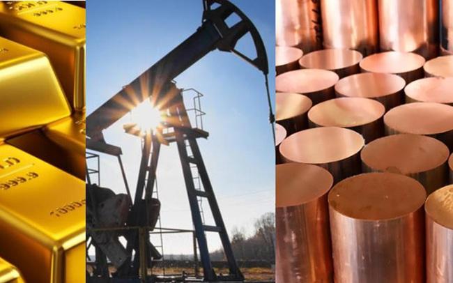 Thị trường ngày 13/2: Giá dầu tăng, đồng cao nhất 8 năm; vàng và cao su giảm