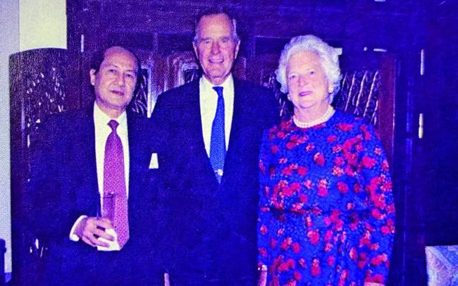 Người đi lối 'tiểu ngạch' góp phần khai thông quan hệ Việt - Mỹ