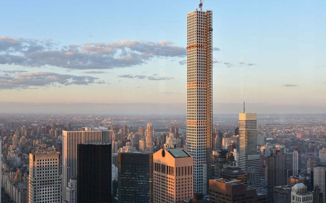 Sự thật ít người biết về tòa tháp cao cấp đắt đỏ bậc nhất New York