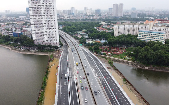 """Toàn cảnh những công trình """"gỡ"""" ùn tắc giao thông cho Hà Nội thời gian qua"""