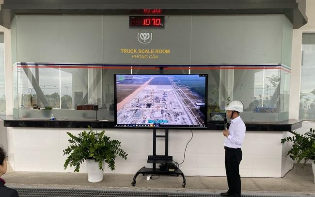 Nhà máy thức ăn chăn nuôi hiện đại nhất thế giới ở Bình Phước chỉ có 38 nhân công