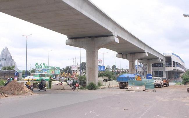 Tuyến Metro số 1 lại lùi tiến độ, dự kiến vận hành vào năm 2022