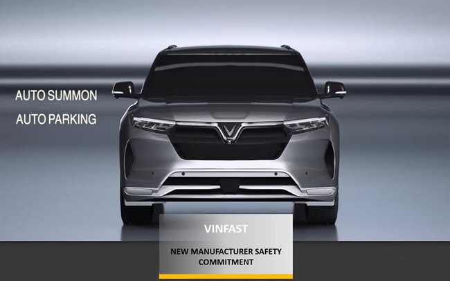 """Vinfast là thương hiệu ô tô duy nhất tại khu vực đoạt giải """"Hãng xe có cam kết cao về an toàn"""" của Asean NCAP"""