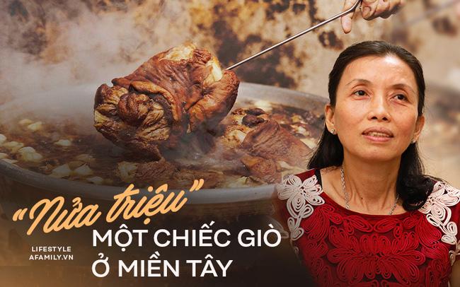 """Món giò heo hầm bắc thảo hơn 50 năm của người Hoa ở Cà Mau, giá gần """"NỬA TRIỆU"""" cho một chiếc giò, chỉ bán giới hạn không quá 30 phần một ngày!"""