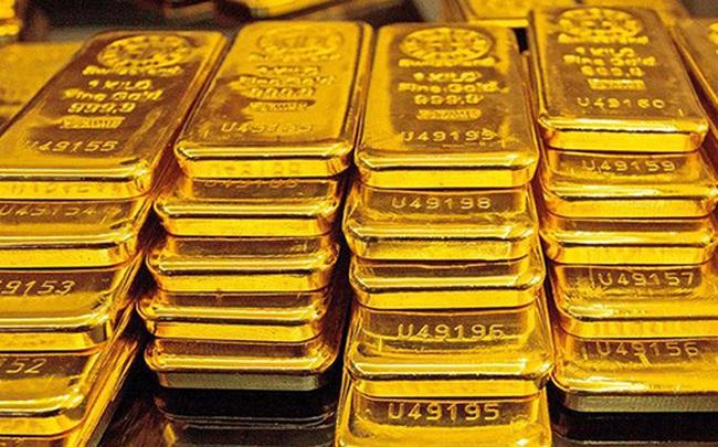 """Giá vàng hướng tới tuần """"tệ"""" nhất trong vòng 12 tuần, xuất hiện lực mua mạnh"""