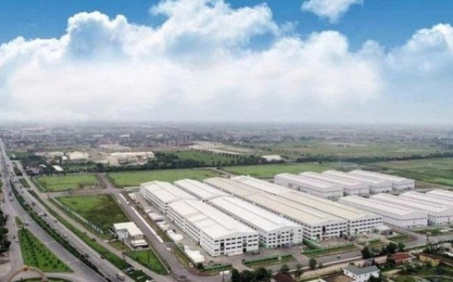 Đầu tư hơn 1.900 tỷ đồng xây dựng hạ tầng khu công nghiệp Quốc Tuấn - An Bình