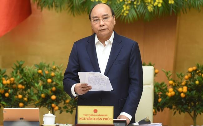 Thủ tướng Nguyễn Xuân Phúc: Sớm đưa vaccine ngừa COVID-19 đến người dân trong quý I này