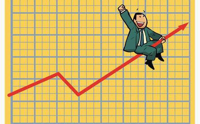VHM, VIC, VPB tăng trần, nhà đầu tư ồ ạt mua cổ phiếu đẩy VnIndex tăng vọt 40 điểm