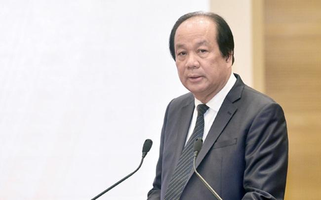 Bộ trưởng Mai Tiến Dũng: 'Chính phủ không công bố 10 ngày dập được dịch'
