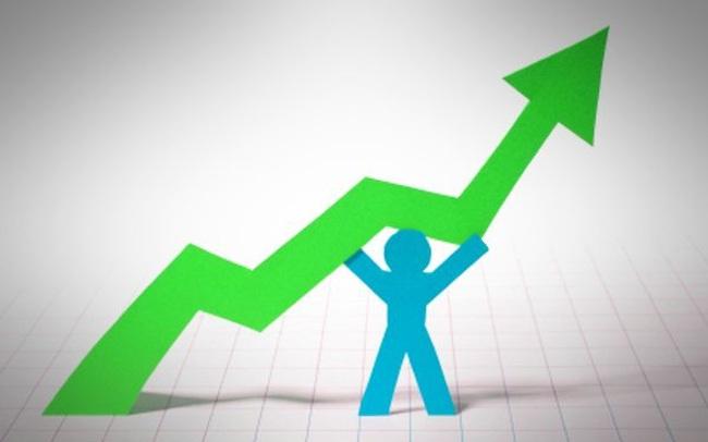 Dow Jones tăng 600 điểm
