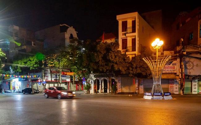 Chùm ảnh: Quang cảnh nội thành Hải Dương trong những ngày giãn cách xã hội toàn tỉnh