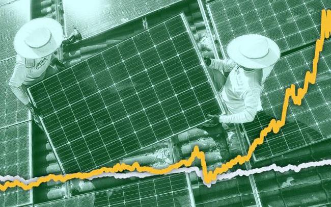 Cổ phiếu năng lượng xanh: Quả bong bóng mới trên TTCK Mỹ