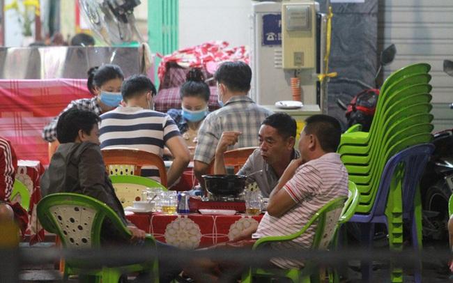TP HCM: Quán ăn không chấp hành phòng, chống dịch bị xử phạt 25 triệu đồng