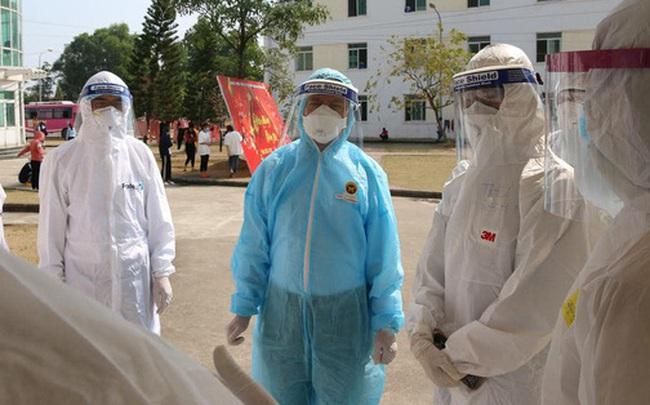 Nóng: Hải Dương thêm 4 ca dương tính với SARS-CoV-2, riêng ổ dịch Kim Thành 3 ca
