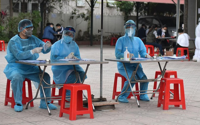 Hải Phòng phong toả 1 bệnh viện sau khi ghi nhận điều dưỡng dương tính với SARS-CoV-2
