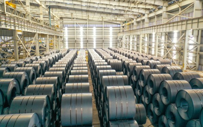 Sản lượng thép HRC của Hòa Phát đạt kỷ lục 1 triệu tấn