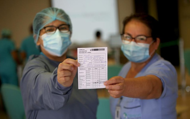 Hộ chiếu vaccine - cuộc đại thử nghiệm khiến thế giới thay đổi