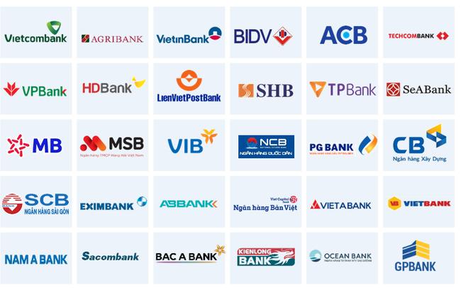Nhà băng nào có thị phần tín dụng tăng mạnh nhất trong 5 năm qua?