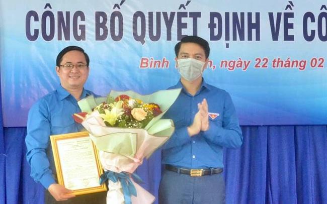 Anh Nguyễn Quốc Huy được chỉ định làm Phó Bí thư Tỉnh Đoàn Bình Thuận