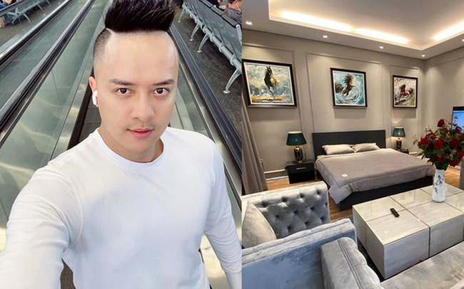 Đầu tư 20 tỷ vào chuỗi cầm đồ T99, Cao Thái Sơn là đại gia BĐS tiếng tăm của showbiz: Hỏi có bao nhiêu căn nhà như hỏi mình có bao nhiêu bài hát