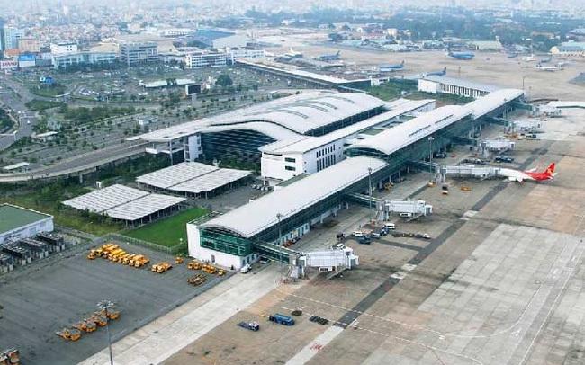 Tp.HCM: Điều chỉnh quy hoạch chi tiết sân bay Tân Sơn Nhất