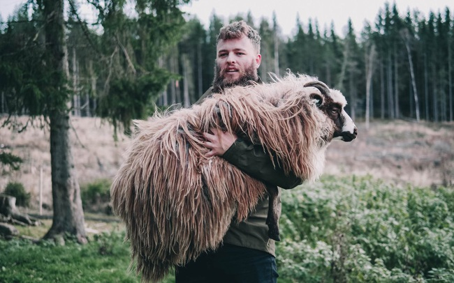 """Đút túi ngon ơ gần 4 tỷ/năm với công việc đơn giản từ sáng đến chiều chỉ """"đi trực thăng và ôm cừu"""""""
