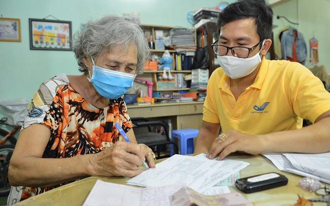 Trả luôn 2 tháng liền lương hưu, trợ cấp BHXH với tỉnh thành có dịch COVID-19