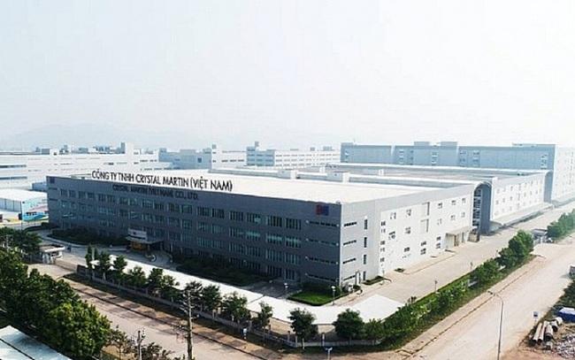 Bắc Giang thu hút hơn nửa tỷ USD vốn FDI trong 2 tháng đầu năm
