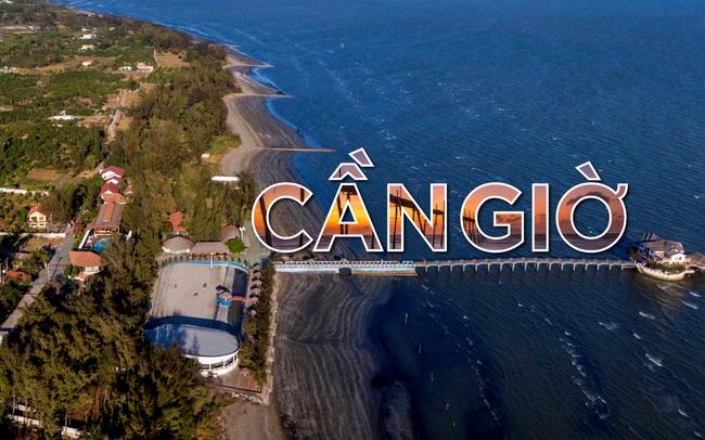 Tp.HCM duyệt quy hoạch Khu đô thị du lịch lấn biển Cần Giờ hơn 2.800ha