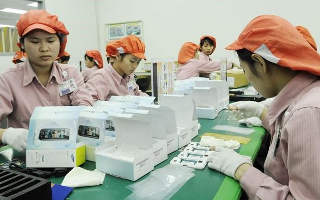 Nửa đầu tháng 2, xuất khẩu điện thoại và linh kiện giảm 1,5 tỷ USD