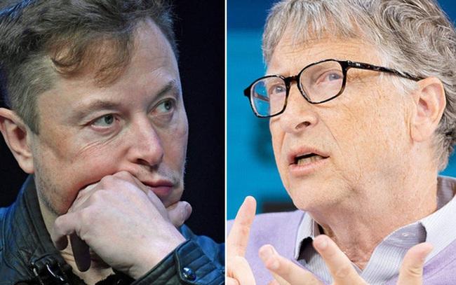 """Bill Gates tiếp tục """"lời qua tiếng lại"""" với Elon Musk về Bitcoin"""