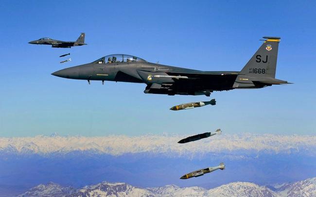 Mỹ bất ngờ không kích Syria theo lệnh của ông Biden