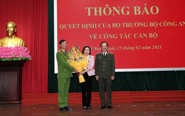 Đại tá Trần Minh Tiến làm Giám đốc Công an tỉnh Lâm Đồng