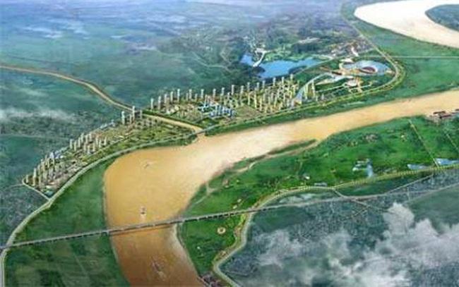 Quy hoạch phân khu sông Hồng bao phủ diện tích 11.000 ha