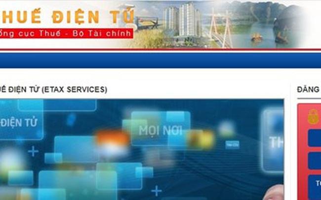 Hỗ trợ trực tuyến tạo thuận lợi tối đa cho người nộp thuế