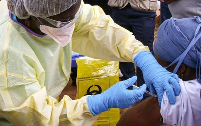 """Bóng ma"" Ebola trở lại"