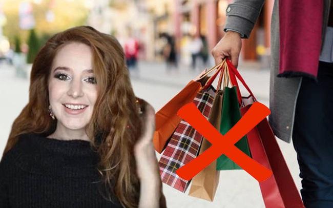 """Cô gái đổi đời chỉ nhờ quyết định """"cai nghiện mua sắm"""" trong vòng 1 năm và bài học thấm thía"""