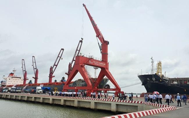 Cảng Quốc tế Long An dự kiến được mở rộng quy mô vào năm 2023