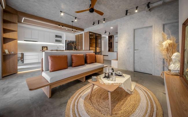 Trai độc thân Sài thành đầu tư gần 1 tỷ tân trang lại nhà: Phong cách tối giản mang đậm cá tính nhìn là biết có gu
