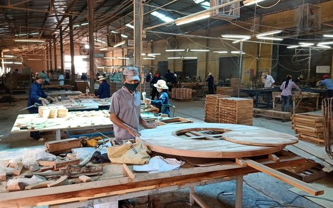 Xuất khẩu gỗ và sản phẩm gỗ khởi sắc ngay từ đầu năm