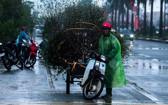 Hà Nội 17 độ C, đừng rửa xe đi Tết vội vì sang tuần có mưa giông