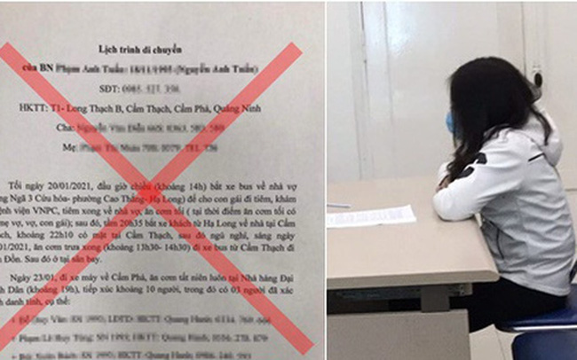 Hà Nội xử phạt 4 người chia sẻ thông tin sai sự thật liên quan dịch Covid-19