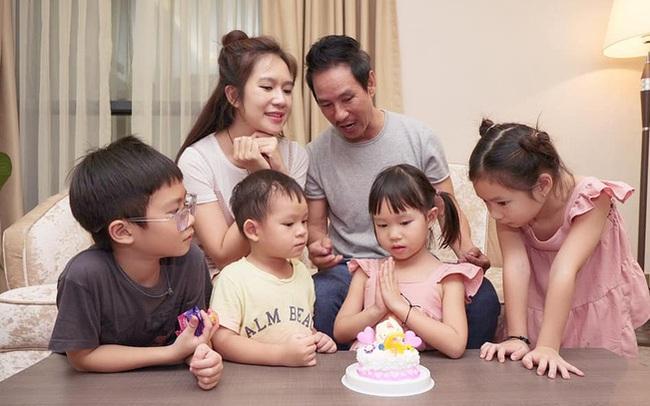 Gia đình siêu giàu nhưng vợ chồng Lý Hải - Minh Hà lại áp dụng cách không ngờ để con có quần áo mới, ai nghe cũng phải gật gù khen
