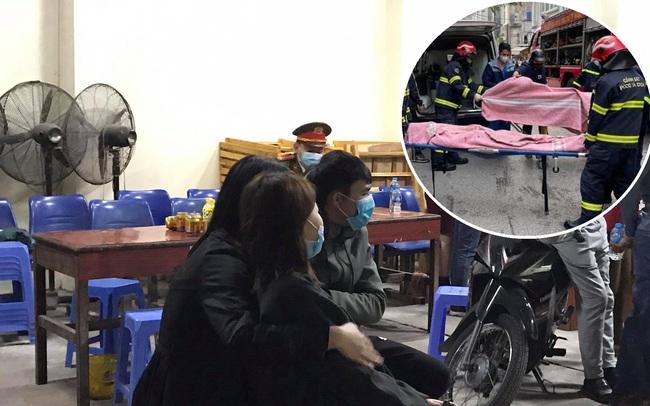 """Vụ cháy khiến 4 người tử vong ở Hà Nội, người thân chết lặng tại nhà tang lễ: """"Nhà nó chỉ có 2 anh em duy nhất thôi, ai ngờ giờ xảy ra cơ sự đau lòng như vậy"""""""
