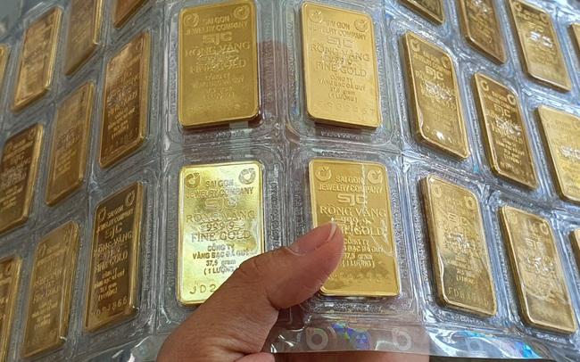 Giá vàng trong nước hôm nay (5/2) tiếp tục giảm