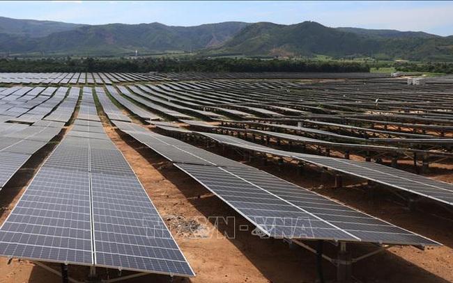 Tấm pin mặt trời hết hạn sử dụng cần cócơ chế thu nhận và xử lý phù hợp