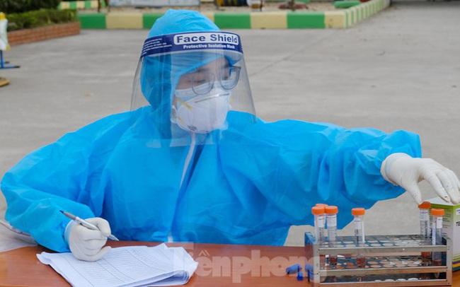 Truy vết 414 người liên quan 6 ca dương tính COVID-19 tại Điện Biên