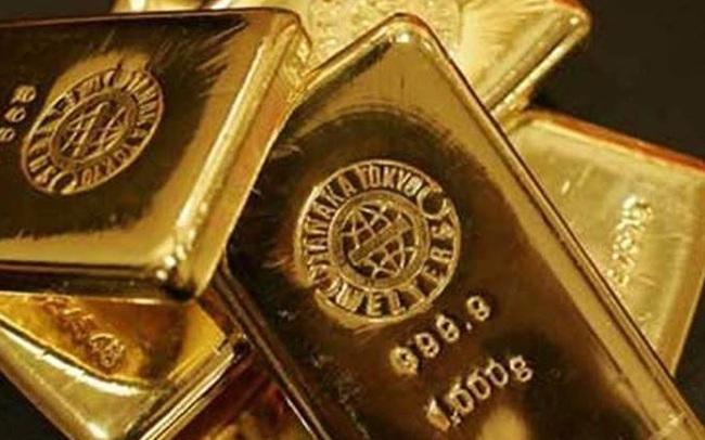Giá vàng thế giới mất dần động lực tăng