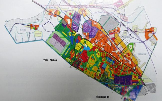 """TPHCM: Đề xuất lập """"Thành phố Tây Bắc"""" gồm huyện Củ chi và Hóc Môn"""